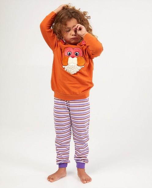 2-delige pyjama Fabeltjeskrant - Zoef de Haas - Fabeltjeskrant