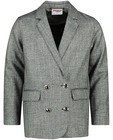 Blazers - Grijze blazer, Steffi Mercie