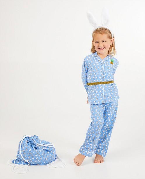 Rikki set: pyjama + boek + accessoires (NL) - (voor)leesplezier - JBC
