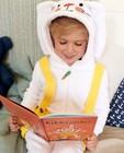 Pyjamas - Rikki-set: onesie + boek (NL)