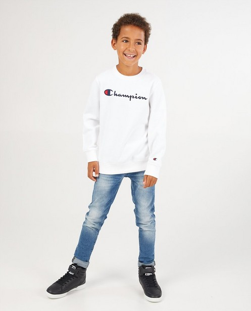 Witte sweater Champion - champion - Champion