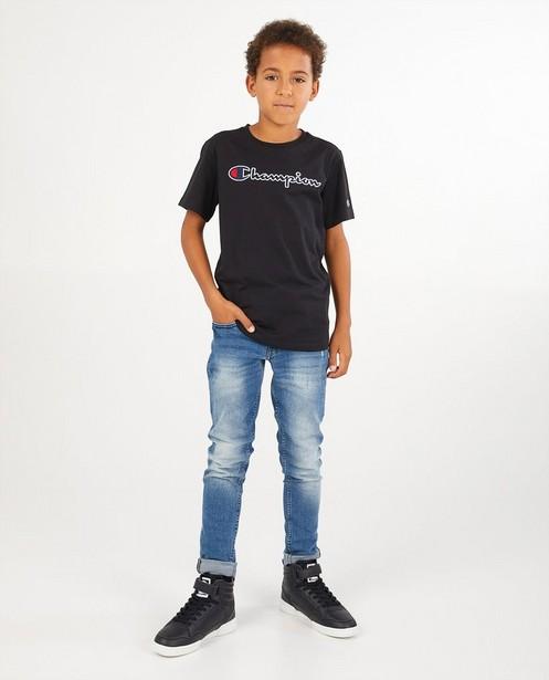 Zwart T-shirt Champion - champion - Champion