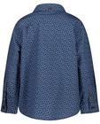 Chemises - Chemise bleue à imprimé Hampton Bays