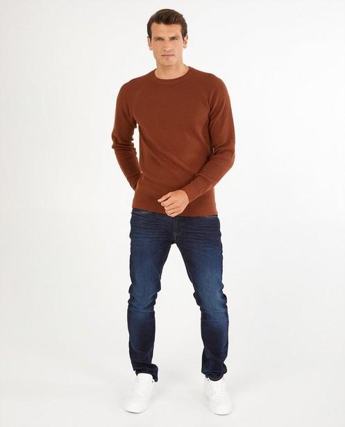 Donkerblauwe jeans Twister Blend - van denim - Blend