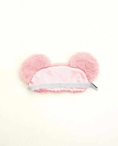 Gadgets - Masque de nuit rose - koala