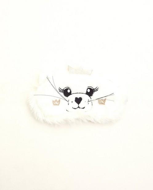 Masque de nuit lionne - avec moustaches - JBC