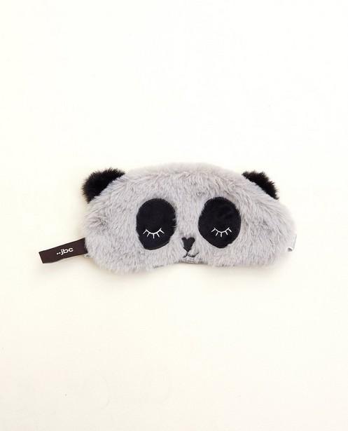 Slaapmasker panda - met oortjes - JBC NL