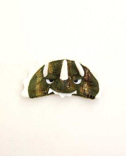 Masque de nuit dinosaure