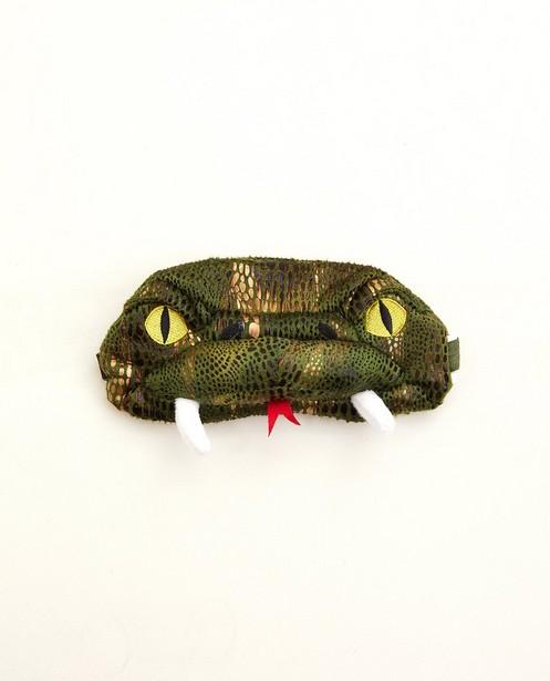 Schlafmaske Python - mit Zähnen - JBC
