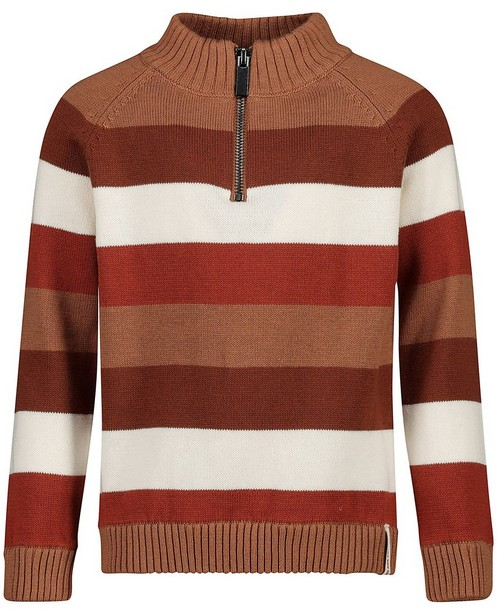 Pullover - trui met strepen familystories