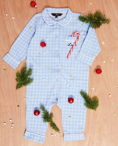 Blauwe babypyjama, Studio Unique