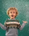 Pulls - Pull de Noël Baptiste, 2-7 ans