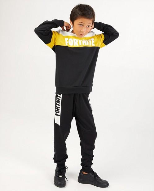 Fortnite-Hoodie - Gelb, grau und schwarz - Fortnite