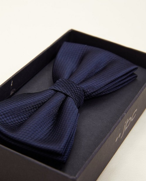 Cravates - Nœud papillon bleu