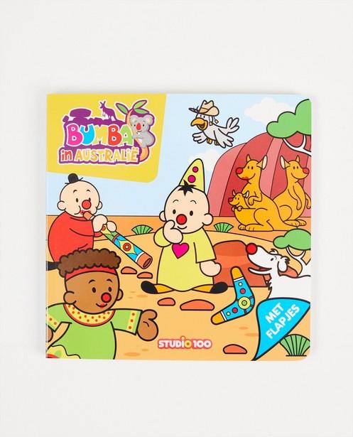 Bumba in Australien - mit Klappen - Buch - Bumba