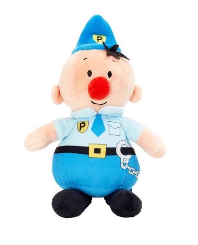 Plüsch-Kuschelfigur, Bumba - Polizist