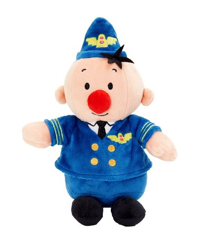 Pluche knuffel Bumba - piloot