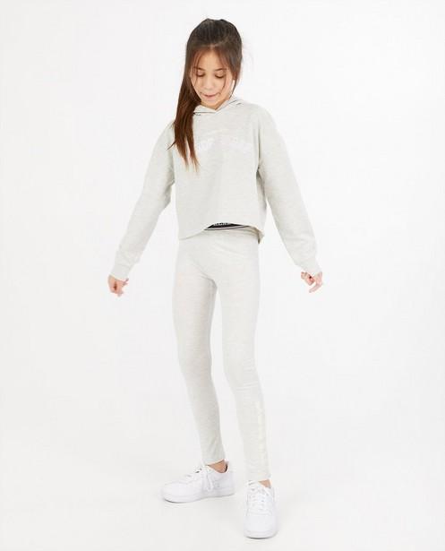 Leggings gris clair BESTies - stretch - Besties