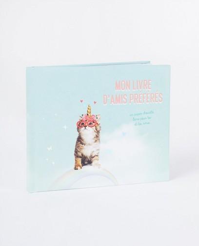 Vriendenboekje Enfant Terrible (FR)