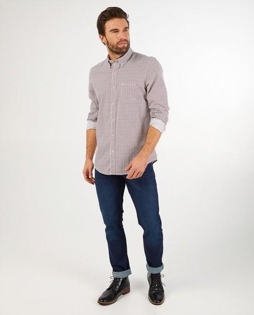 Chemise blanche à imprimé Lerros - imprimé intégral - Lerros