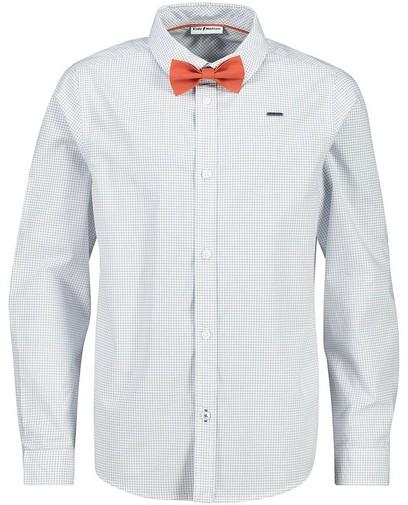 Chemise blanche avec un nœud papillon Communion