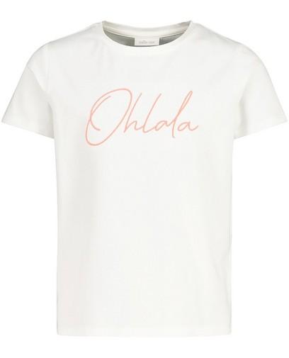 T-shirt van biokatoen Communie