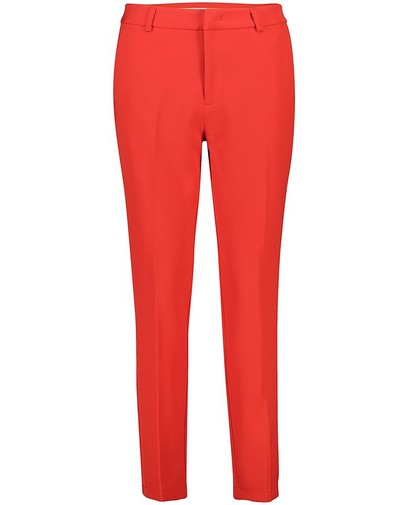 Pantalon rouge habillé Sora