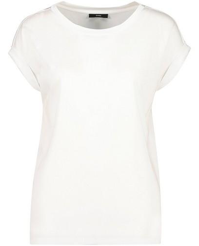T-shirt in wit Sora