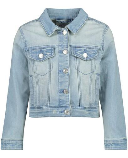 Lichtblauw jeansjasje