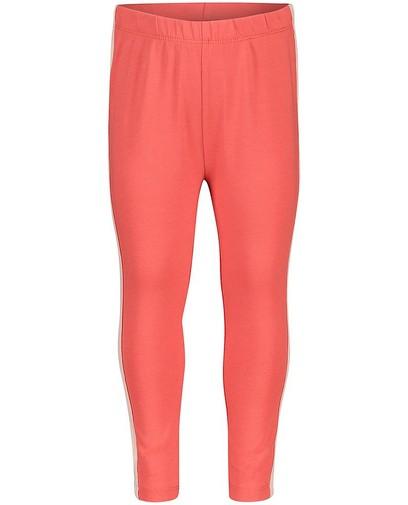 Roze legging met streep BESTies