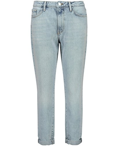 Blauwe mom jeans Youh!