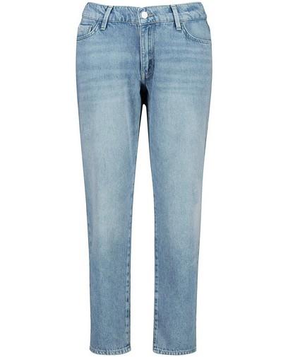 Blauwe straight jeans Youh!