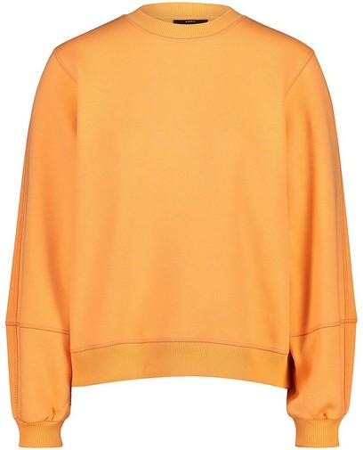 Oranje sweater Sora