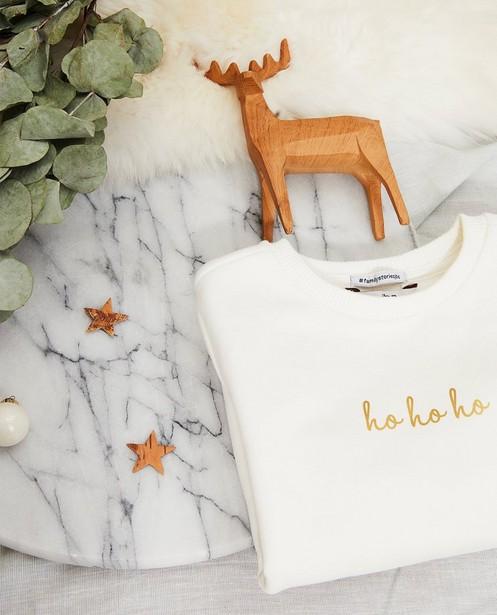 Baby-Weihnachtssweater, Studio Unique - personalisierbar - JBC
