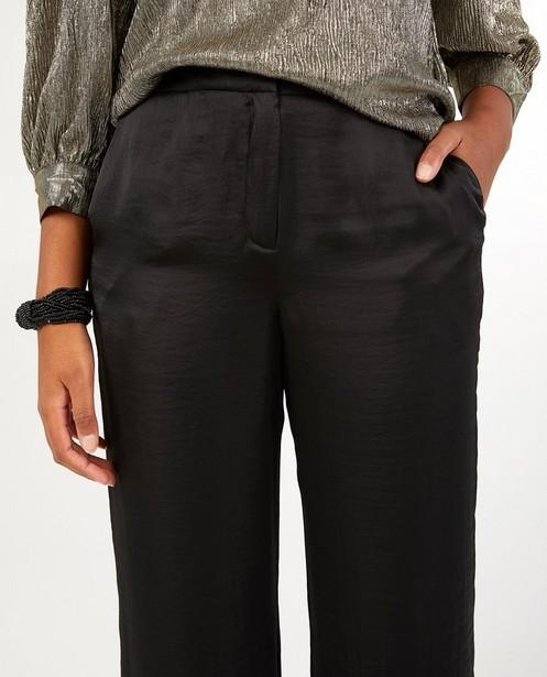 Broeken - Zwarte broek Youh!