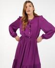 Robes - Robe maxi mauve Youh!