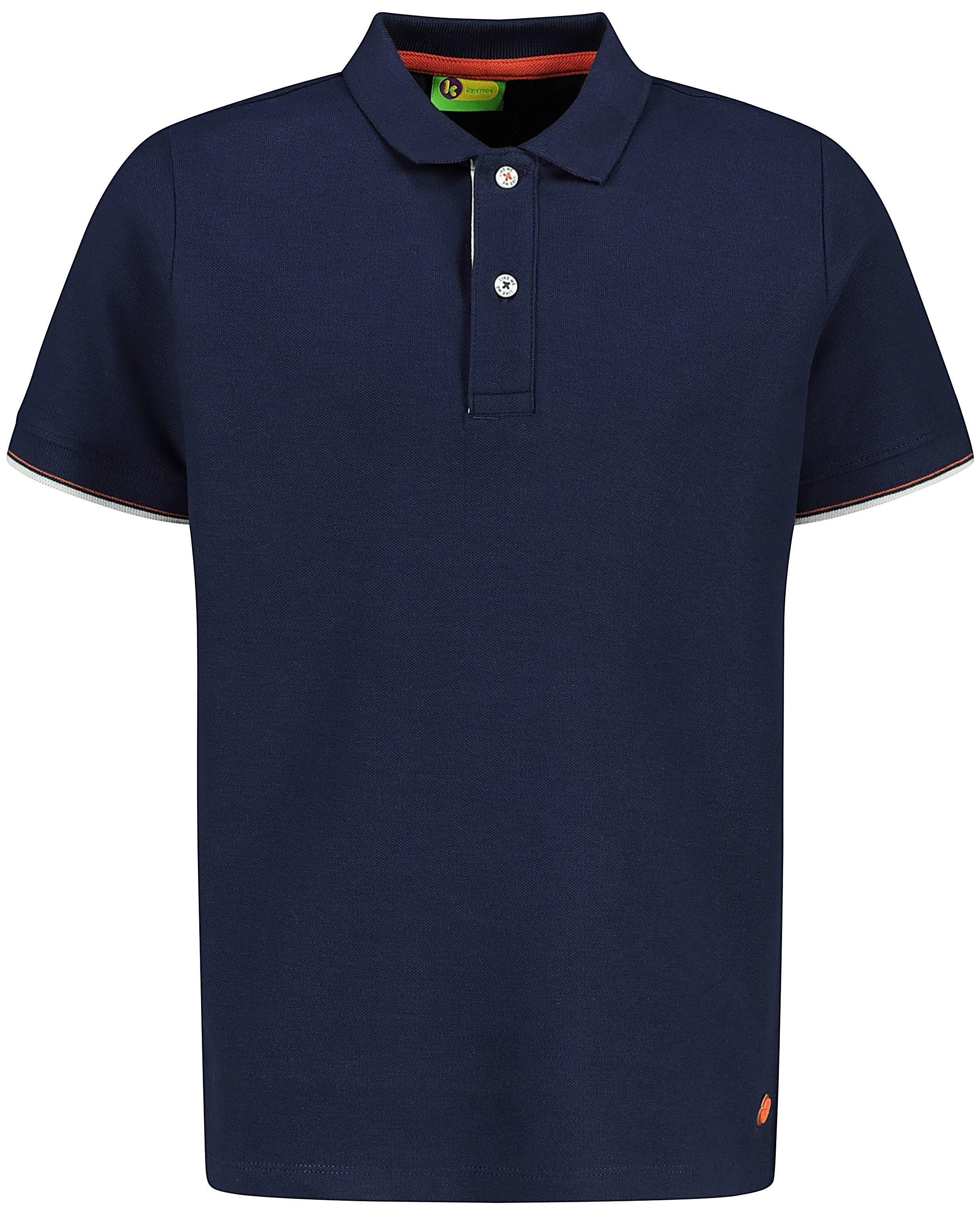 Polo's - Blauwe polo #LikeMe