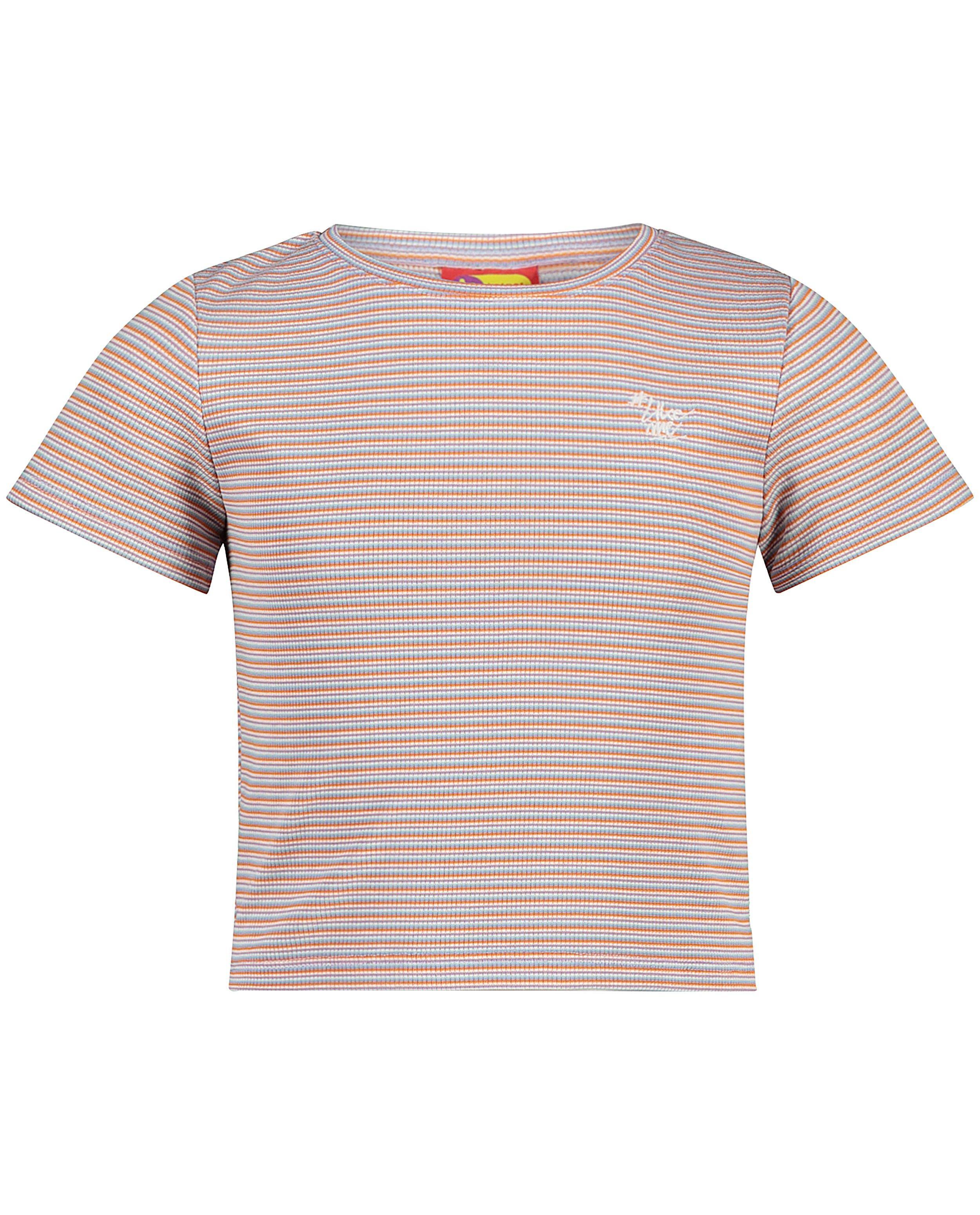 T-shirt met strepen #LikeMe