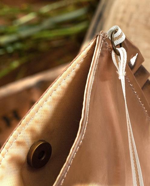 Handtassen - Handtasje in rozé goud Communie
