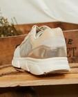 Chaussures - Baskets dorées, pointure36-41