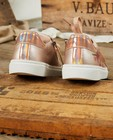 Schoenen - Roze sneakers met print, maat 30-38