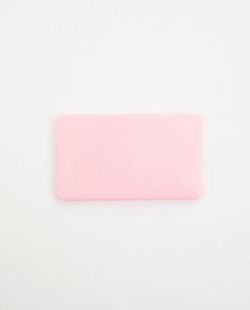 Gadgets - Roze opbergdoos voor mondmasker