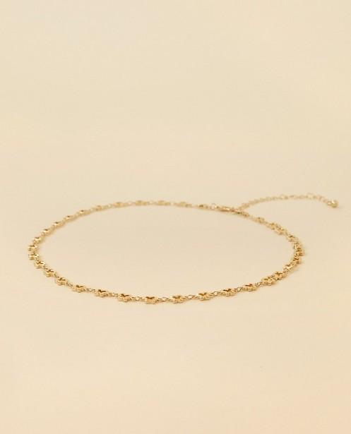 Juwelen - Ketting met vlindertjes Nour en Fatma