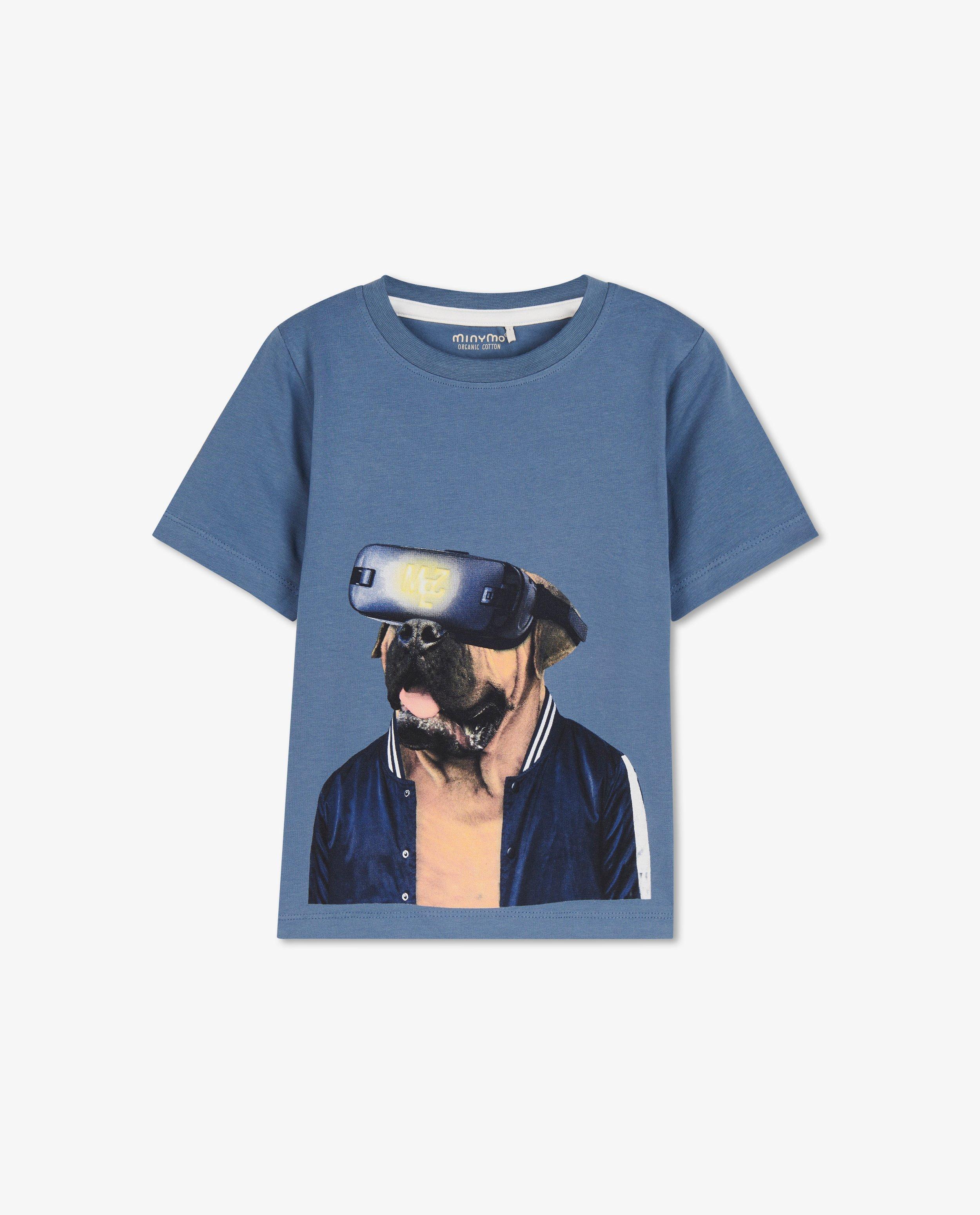 Minymo T-Shirt Jungen grün