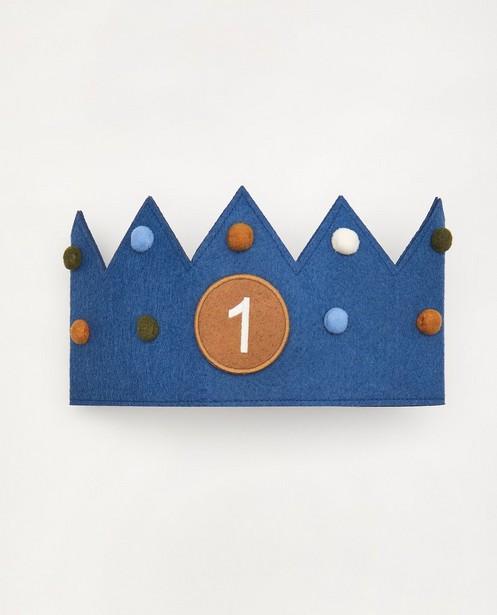 Bonneterie - Couronne d'anniversaire AVA x JBC (1-8)