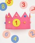 Couronne d'anniversaire AVA x JBC (1-8) - rose - Milla Star
