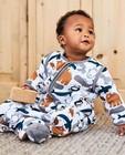 Babysachen - Schlafsack mit Print Jollein - 110 cm