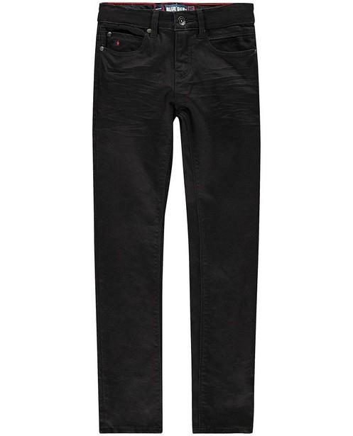Pantalon slim noir Blue Rebel - stretch - Blue Rebel