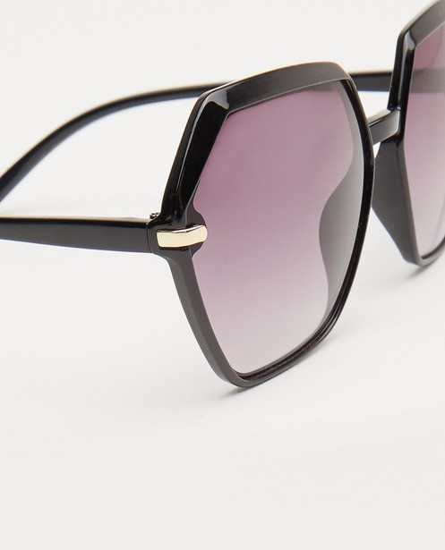 Zonnebrillen - Zwarte zonnebril