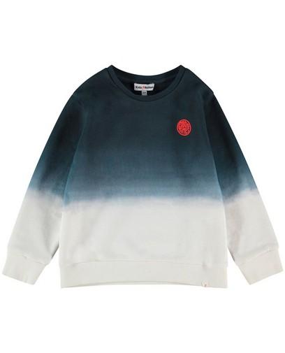 Sweater met gradiënt, 2-7 jaar